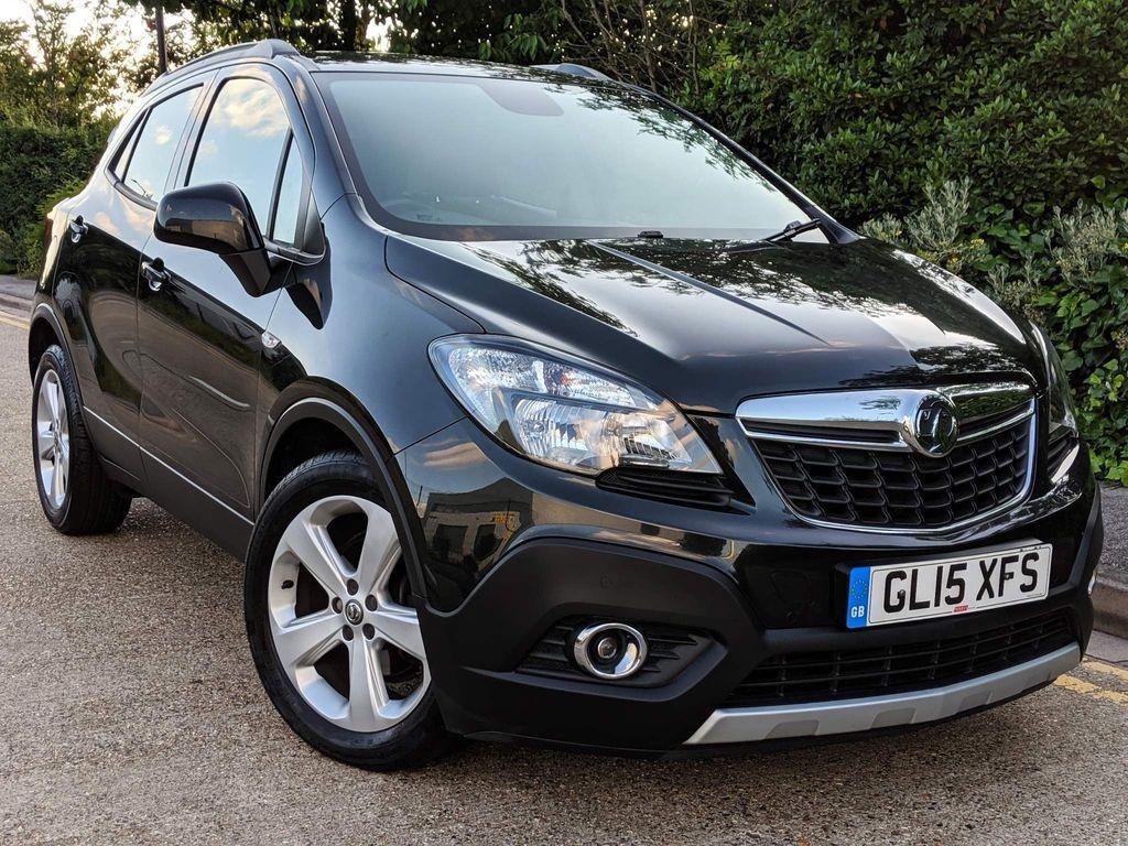 Vauxhall Mokka Hatchback 1.4 i 16v Turbo Exclusiv (s/s) 5dr