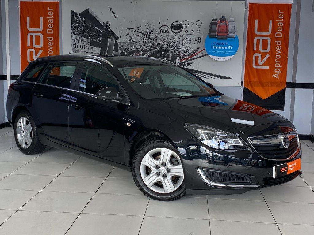 Vauxhall Insignia Estate 1.4 i Design Nav Sport Tourer (s/s) 5dr