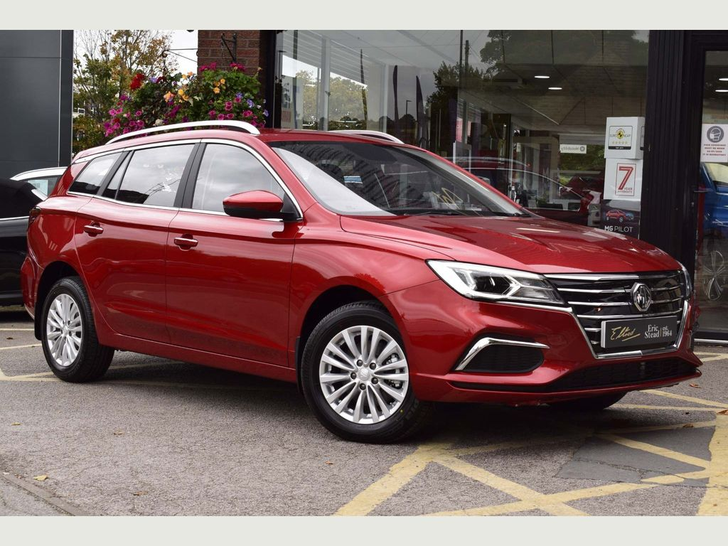 MG MG5 Estate 52.5kWh Exclusive Auto 5dr