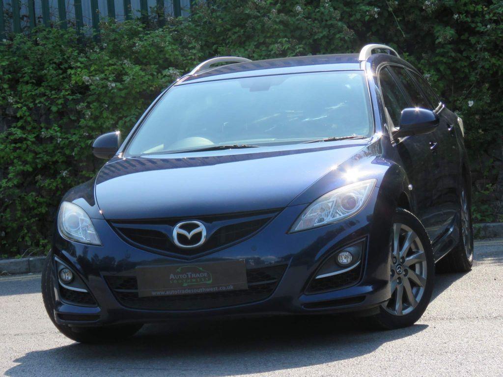 Mazda Mazda6 Estate 2.2d Venture 5dr