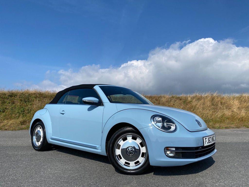 Volkswagen Beetle Convertible 1.2 TSI Design Cabriolet 2dr