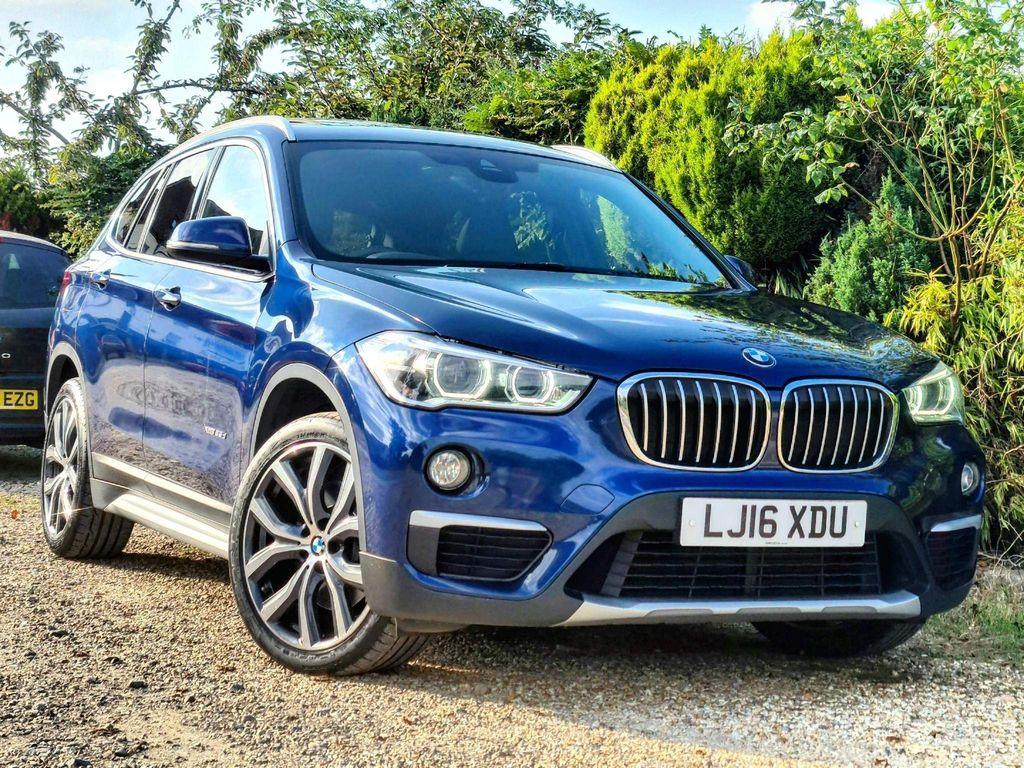 BMW X1 SUV 2.0 25d xLine Auto xDrive (s/s) 5dr