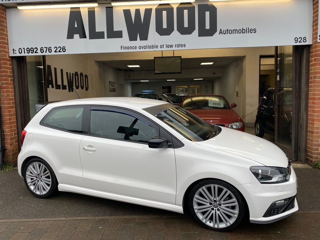 Volkswagen Polo Hatchback 1.4 ACT BlueGT DSG 3dr