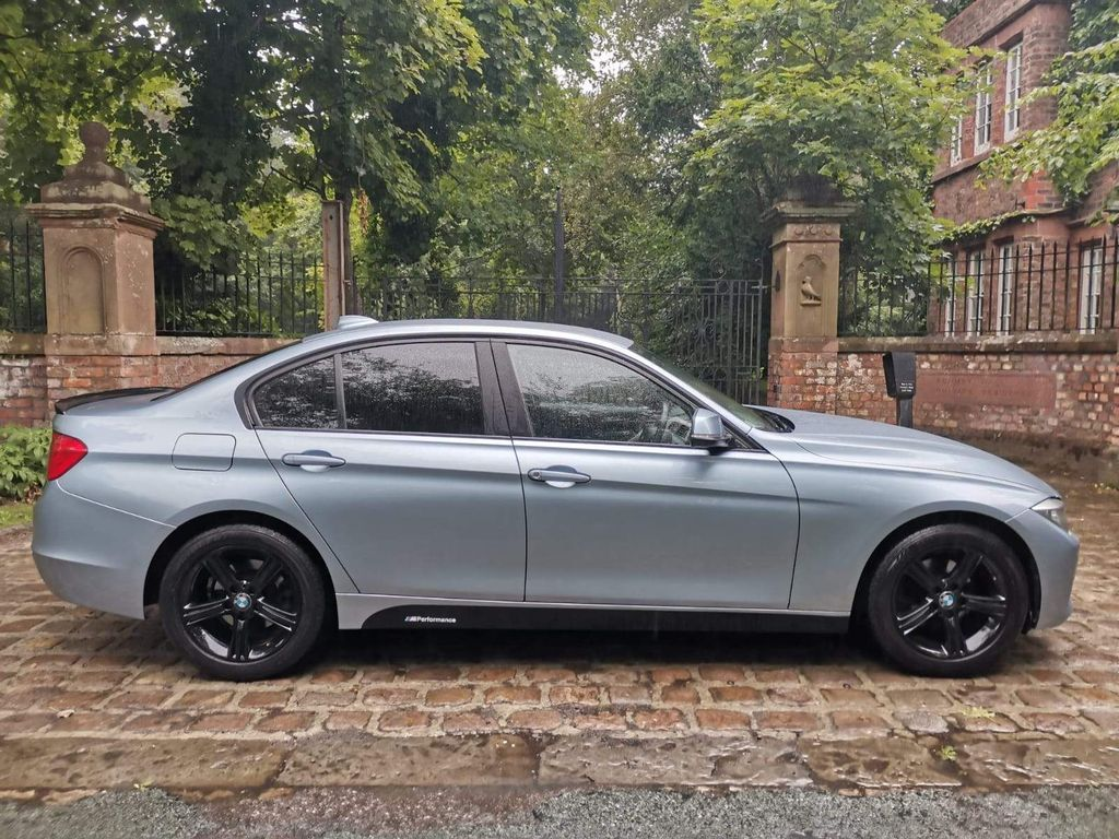 BMW 3 Series Saloon 1.6 316i SE (s/s) 4dr