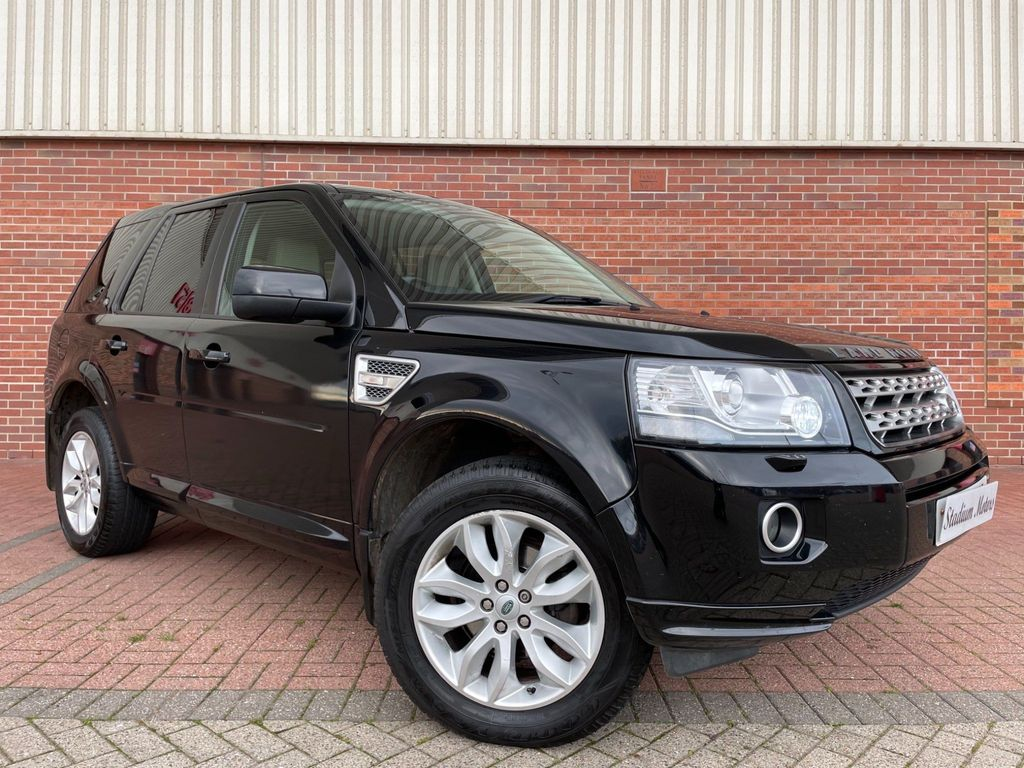 Land Rover Freelander 2 SUV 2.2 SD4 XS 4WD 5dr