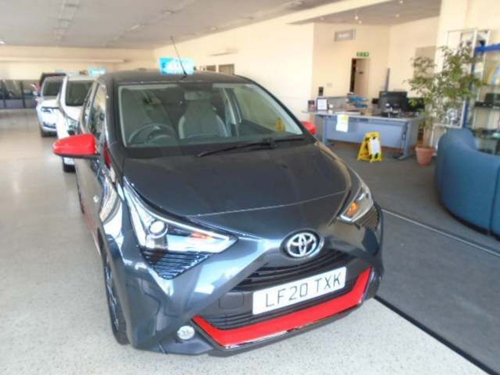 Toyota AYGO Hatchback 1.0 VVT-i x-trend 5dr