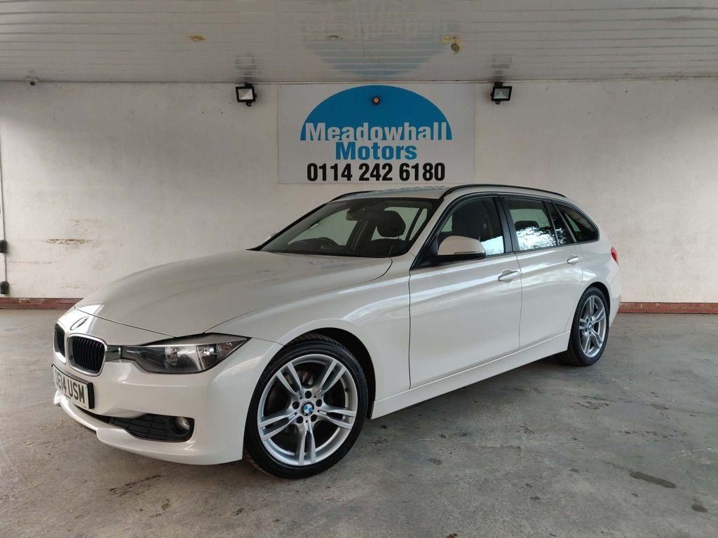 BMW 3 Series Estate 2.0 320d EfficientDynamics Touring (s/s) 5dr