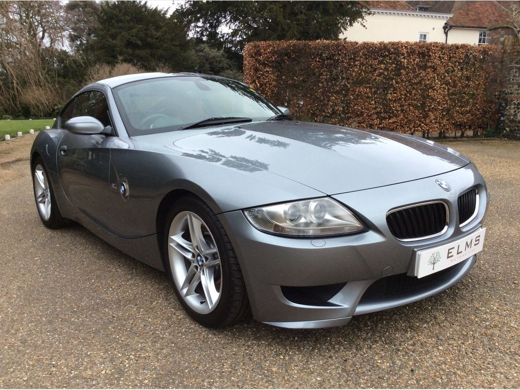 BMW Z4 M Coupe Coupe Manual