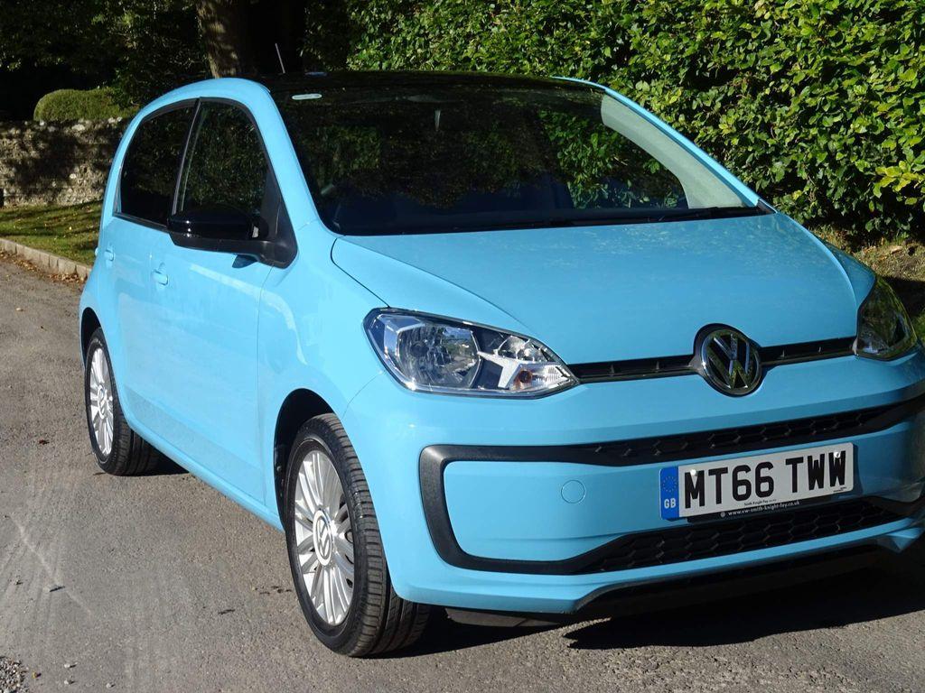 Volkswagen up! Hatchback 1.0 Move up! 5dr