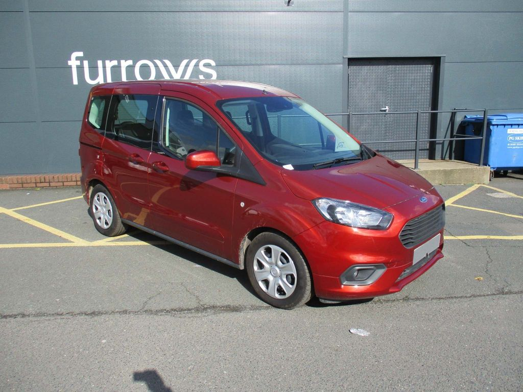 Ford Tourneo Courier Other 1.0 T EcoBoost Zetec (s/s) 5dr