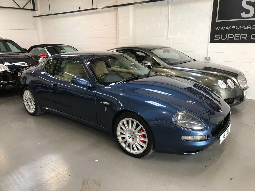 Maserati Coupe Coupe 4.2 Cambiocorsa 2dr