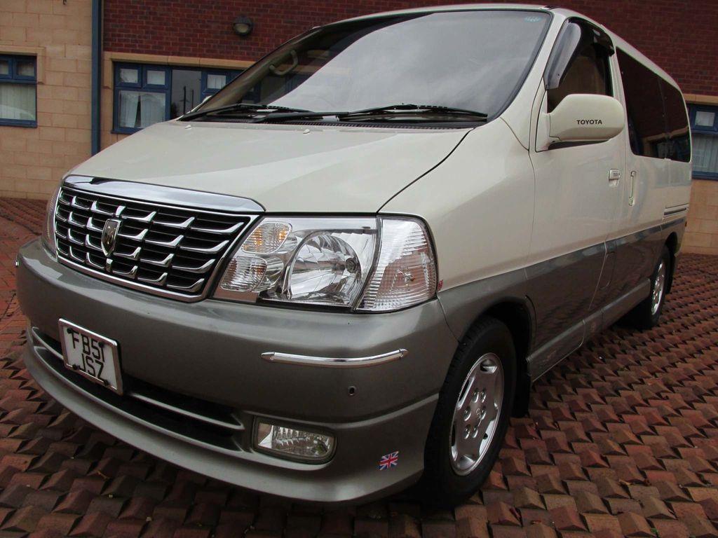 Toyota HiAce Unlisted