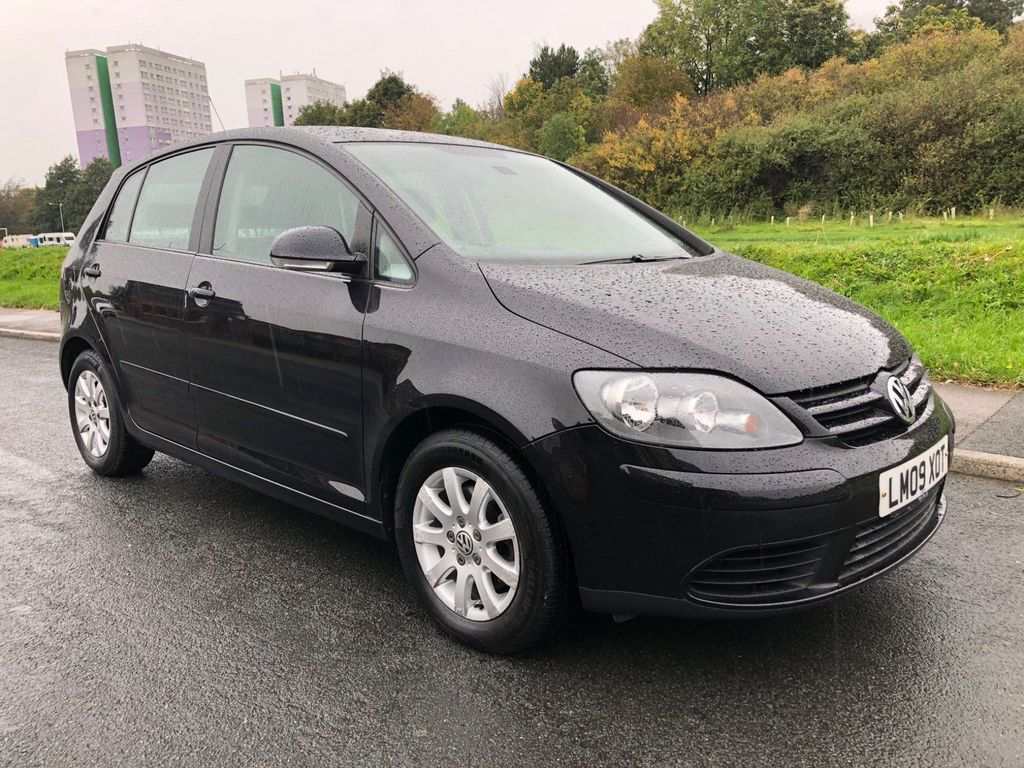 Volkswagen Golf Plus Hatchback 1.9 TDI PD Luna 5dr