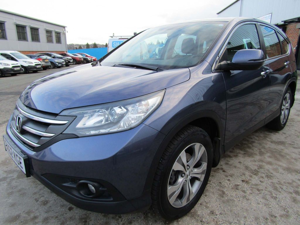 Honda CR-V SUV 2.4 EXECUTIVE AWD AUTO 5 DR PETROL