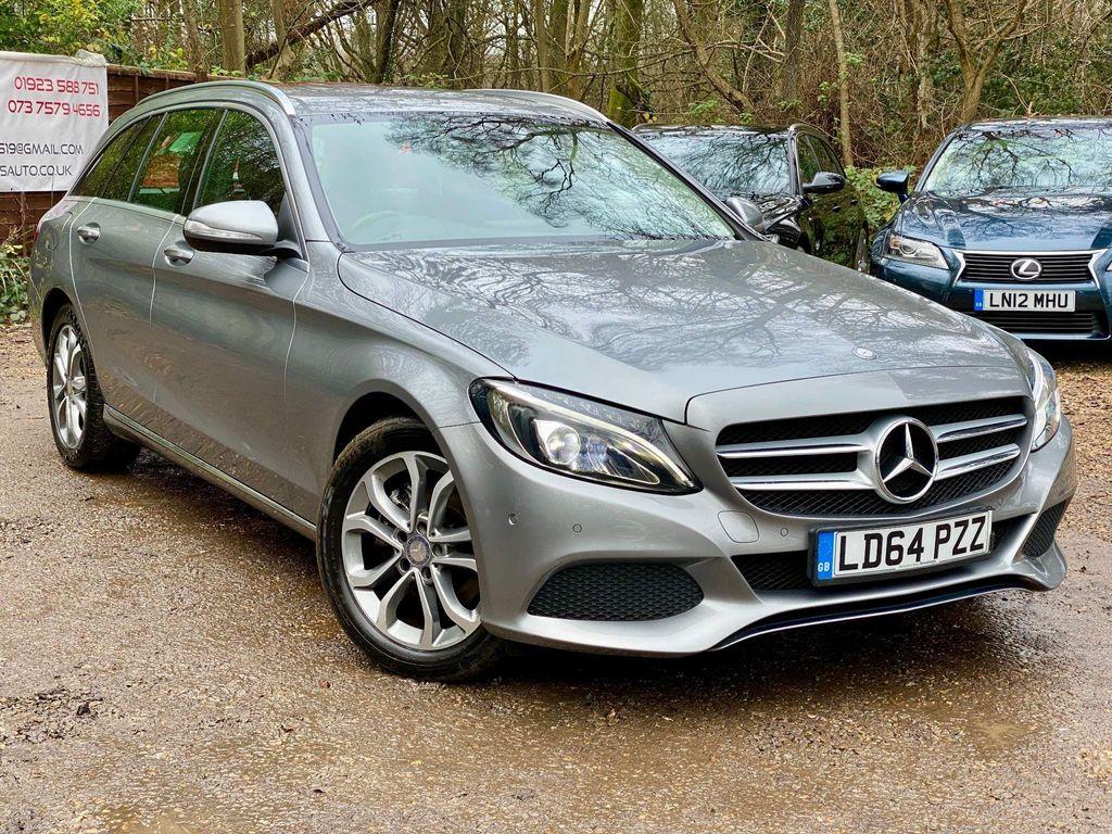 Mercedes-Benz C Class Estate 2.0 C200 Sport 7G-Tronic+ (s/s) 5dr
