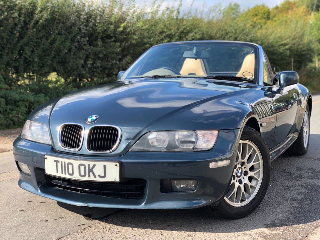 BMW Z3 Convertible 2.8 Roadster 2dr