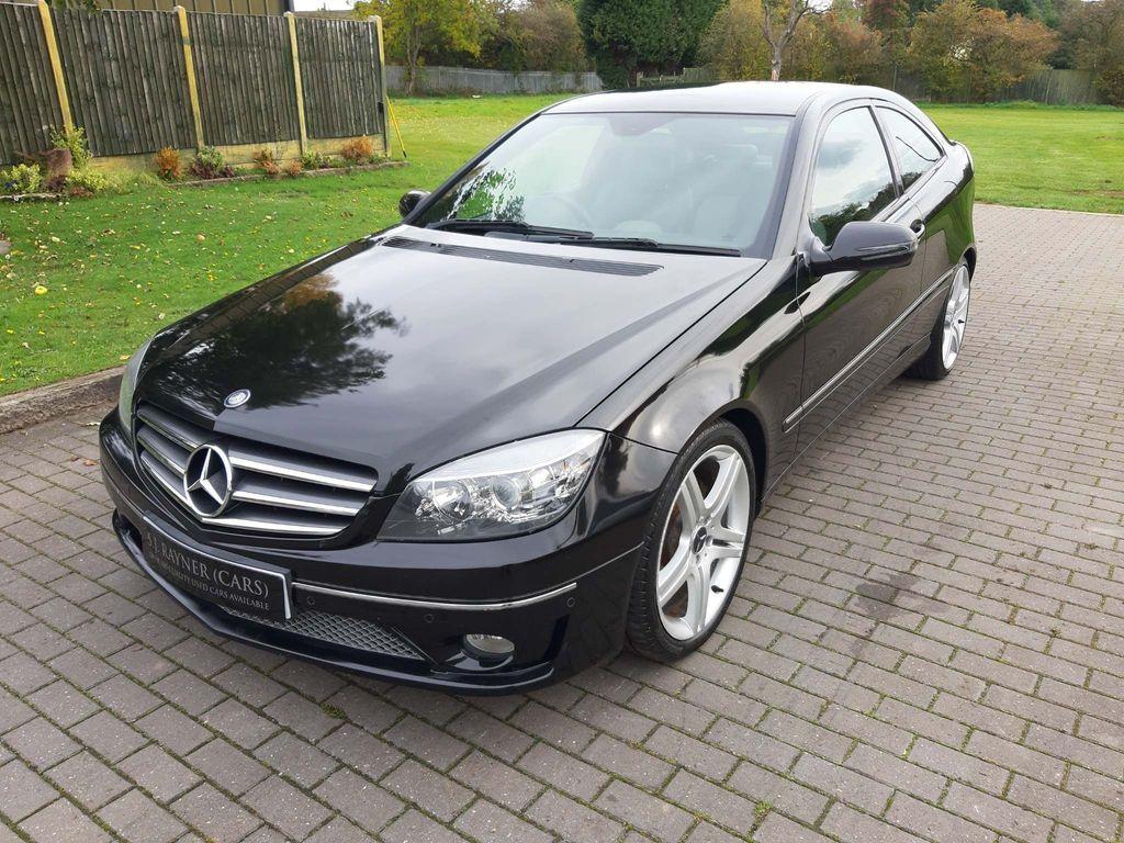 Mercedes-Benz CLC Class Coupe 2.1 CLC220 CDI Sport 2dr