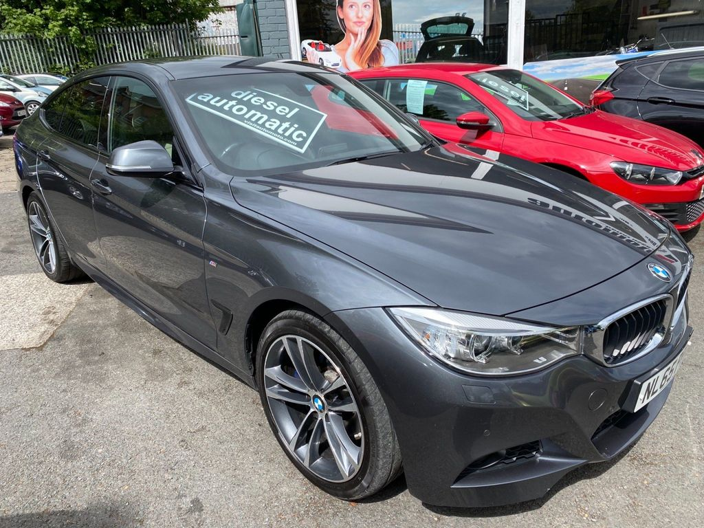 BMW 3 Series Gran Turismo Hatchback 2.0 320d M Sport GT Auto xDrive (s/s) 5dr