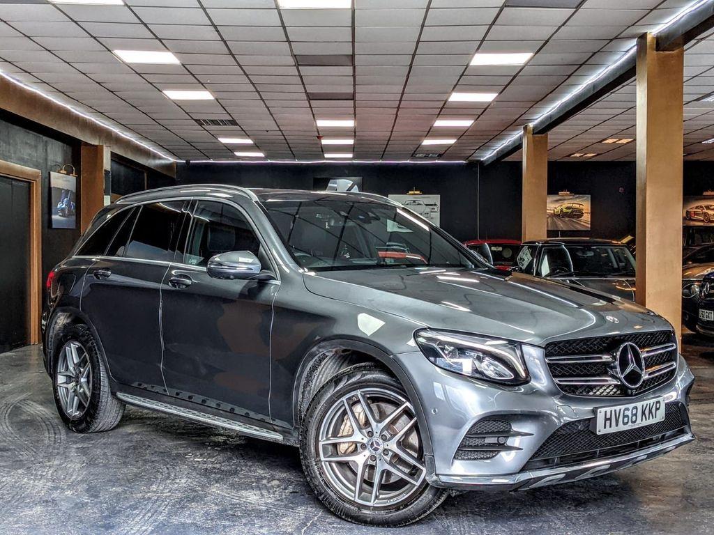Mercedes-Benz GLC Class SUV 2.0 GLC250 AMG Line (Premium) G-Tronic+ 4MATIC (s/s) 5dr