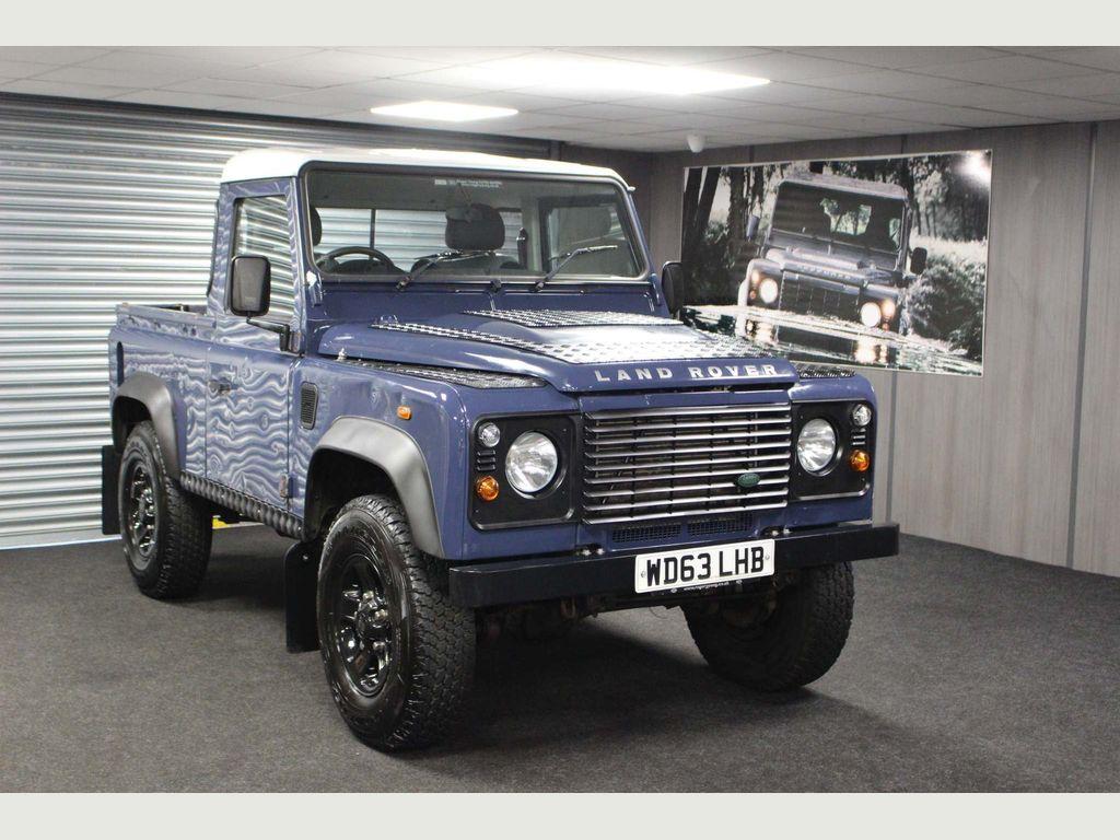 Land Rover Defender 90 Pickup 2.2 TD DPF Pick-Up 2dr