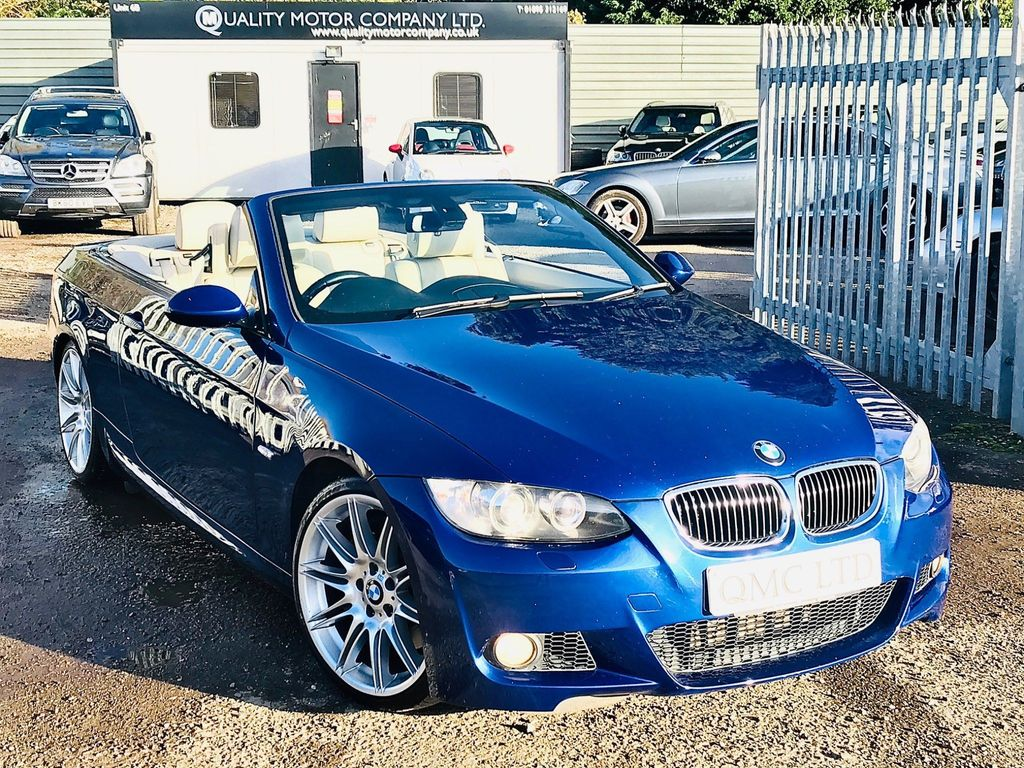 BMW 3 Series Convertible 3.0 335i M Sport DCT 2dr