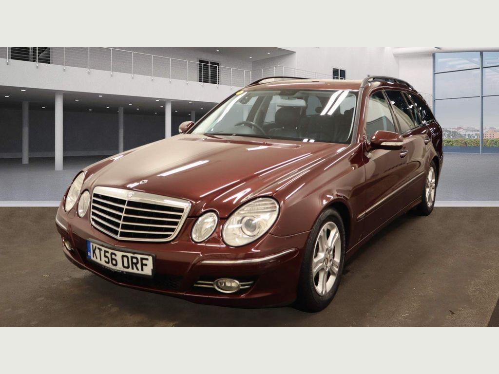 Mercedes-Benz E Class Estate 2.1 E220 CDI Avantgarde 5dr