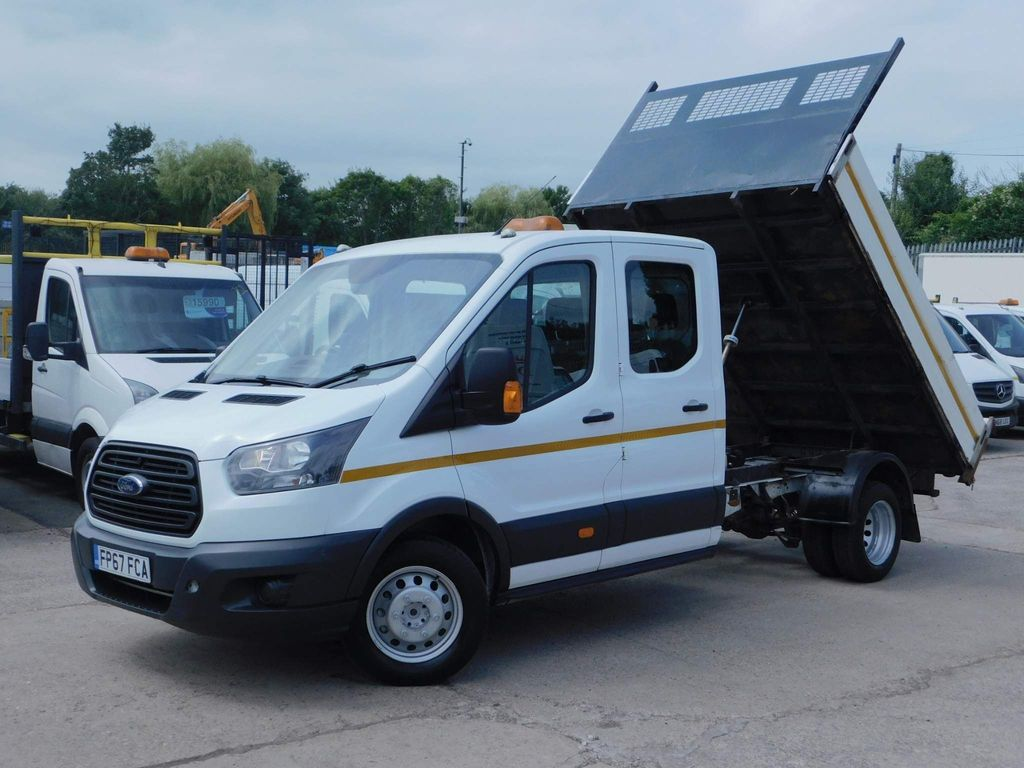 Ford Transit Tipper SOLD SOLD SOLD