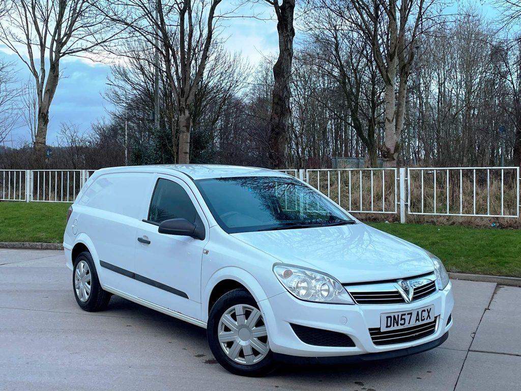 Vauxhall Astra Van Temperature Controlled 1.3 CDTi 16v Club Refrigerated Van 3dr