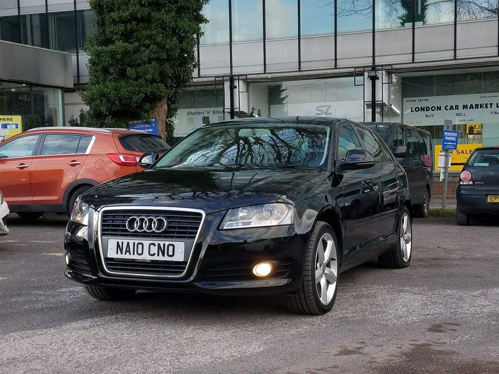 Audi A3 Hatchback 1.6 Sport Sportback 5dr