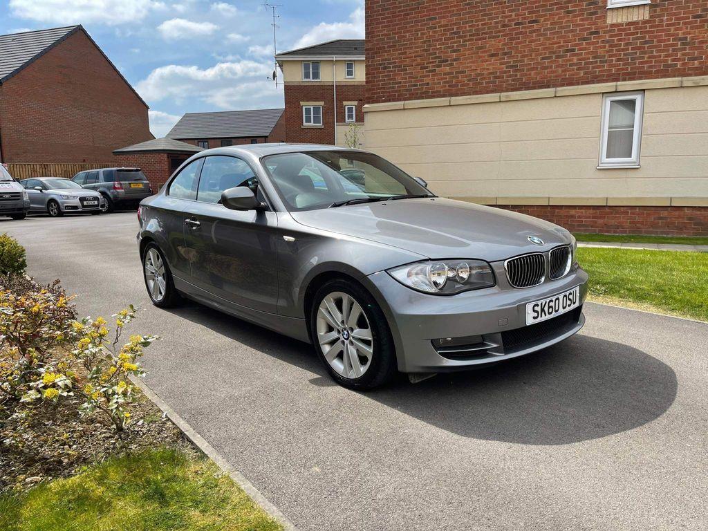 BMW 1 Series Coupe 2.0 118d SE Auto 2dr