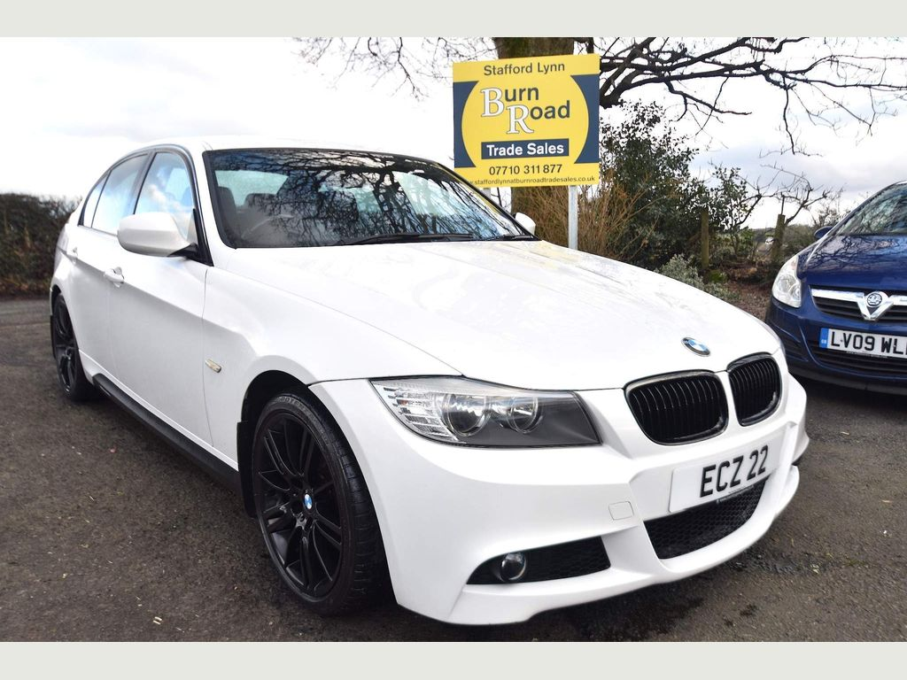 BMW 3 Series Saloon 2.0 320i Sport Plus Edition 4dr