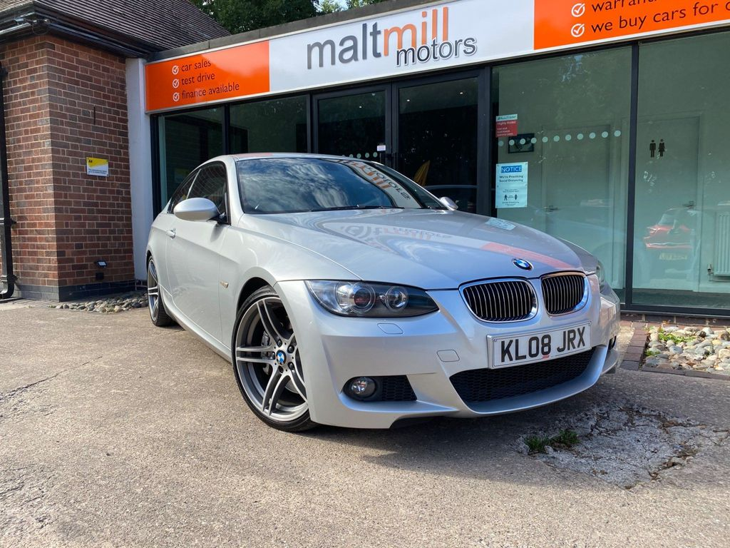 BMW 3 Series Coupe 3.0 330i M Sport 2dr