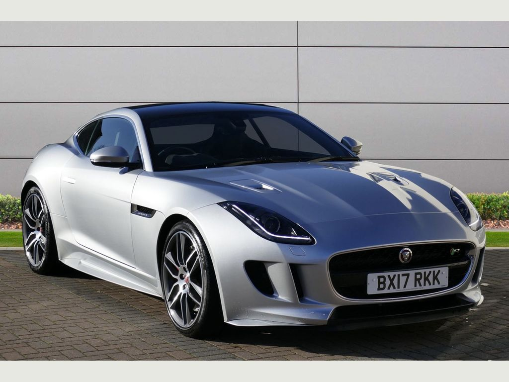 Jaguar F-Type Coupe 5.0 V8 Supercharged R (AWD) 2dr