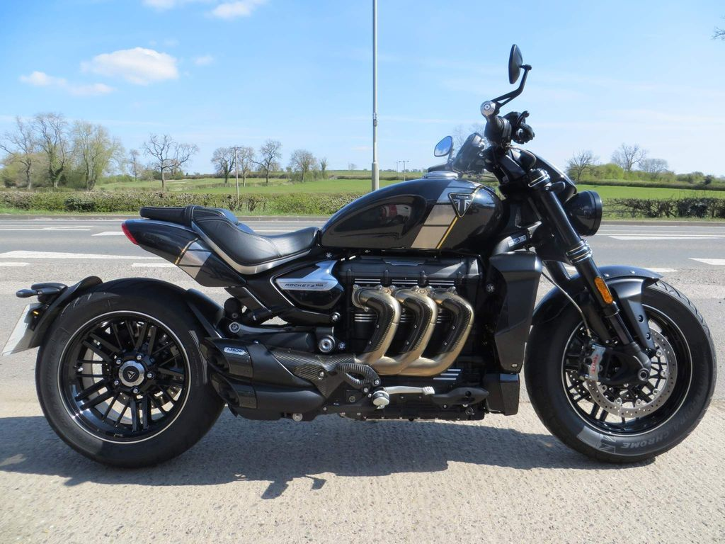 Triumph Rocket III Naked 2500 ABS 3 TFC