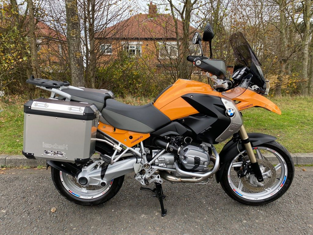 BMW R1200GS Adventure 1200 TU