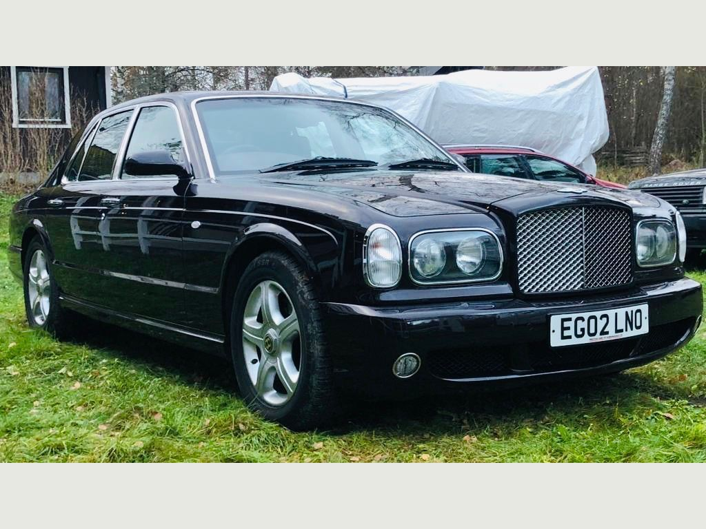 BENTLEY ARNAGE Saloon 6.8 LWB Saloon 4dr