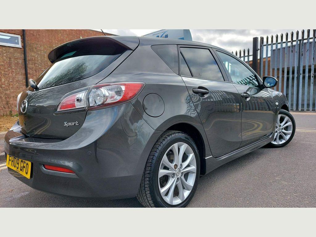 Mazda Mazda3 Hatchback 1.6 Sport 5dr