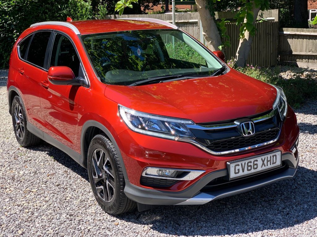 Honda CR-V SUV 1.6 i-DTEC SE Plus Navi (s/s) 5dr