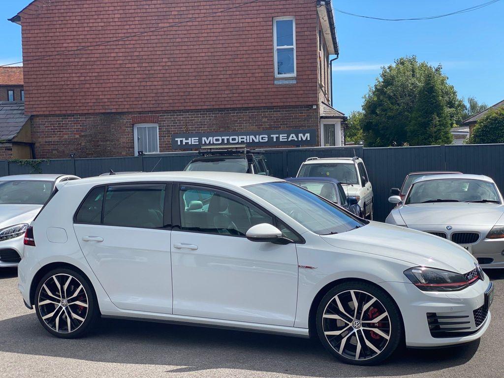 Volkswagen Golf Hatchback 2.0 GTI PERFORMANCE PACK DSG AUTOMATIC