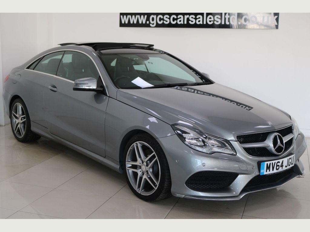 Mercedes-Benz E Class Coupe 3.0 E350d AMG Line (Premium) 9G-Tronic (s/s) 2dr