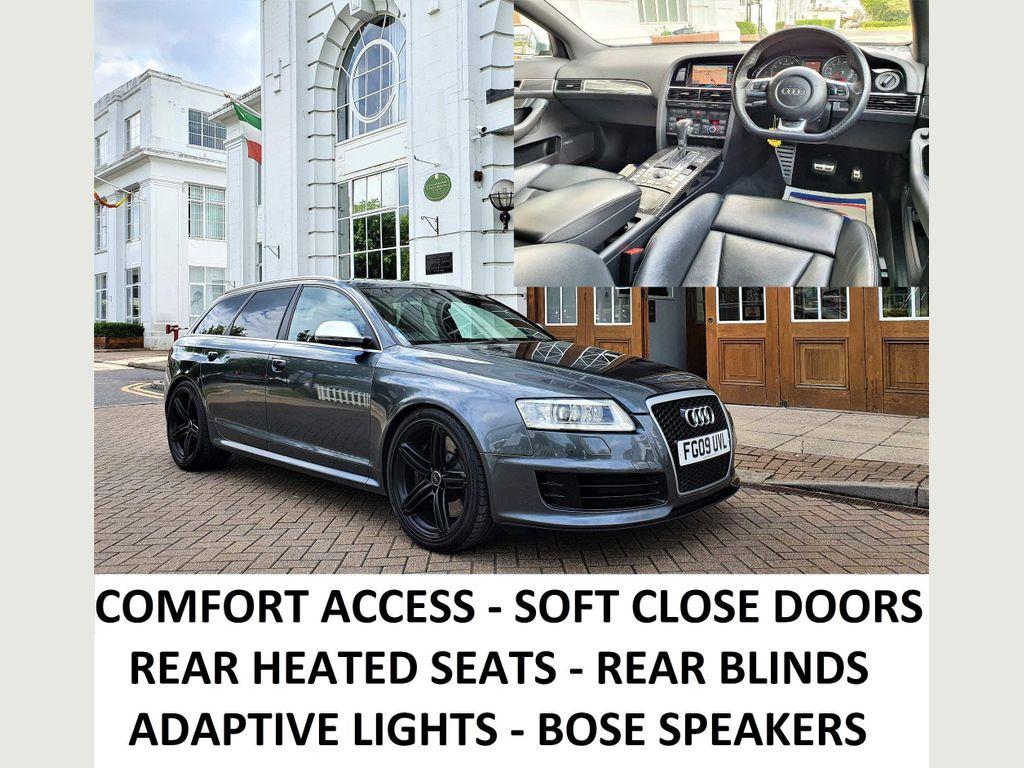 Audi RS6 Avant Estate 5.0 TFSI V10 Avant Tiptronic quattro 5dr