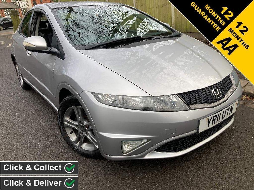 Honda Civic Hatchback 1.4 i-VTEC Ci 5dr