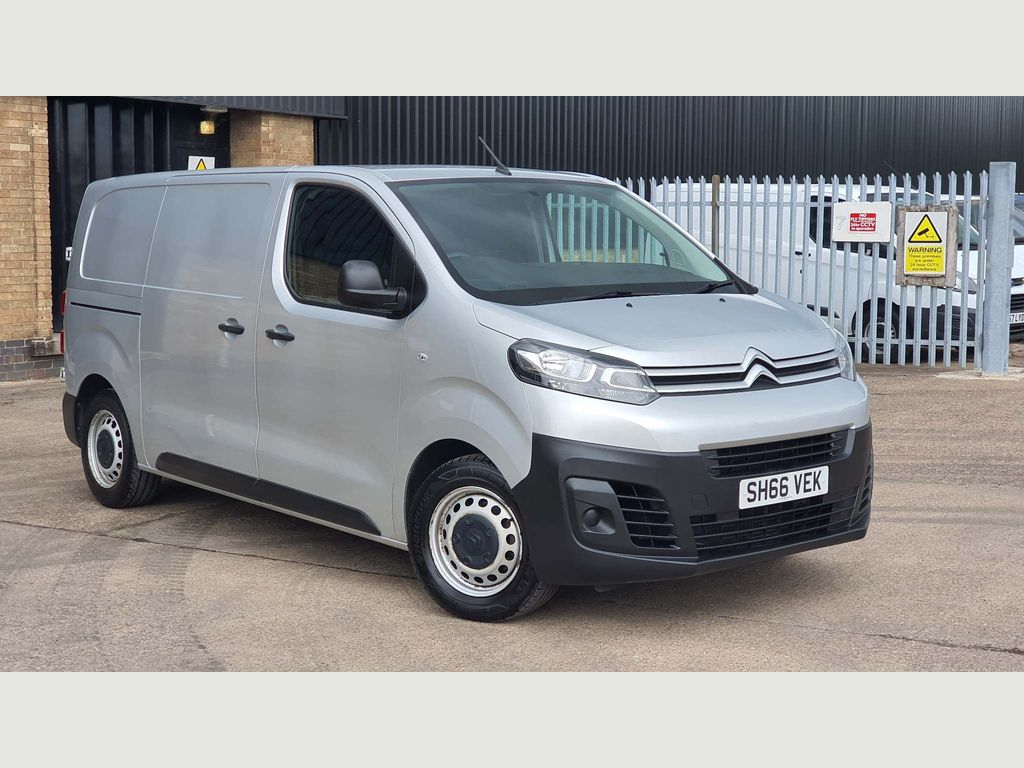 Citroen Dispatch Panel Van 1.6 BlueHDi 1000 X M MWB EU6 6dr