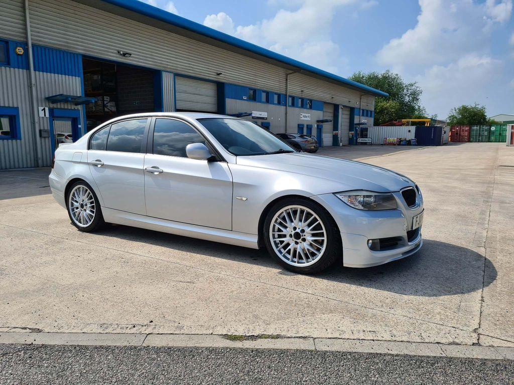 BMW Alpina Unspecified Models Saloon 2.0 16V 4d 197 BHP
