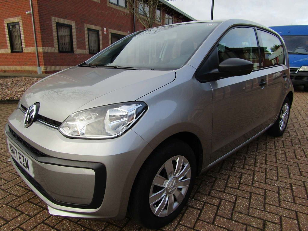 Volkswagen up! Hatchback 1.0 MPi PETROL 5 DR MANUAL