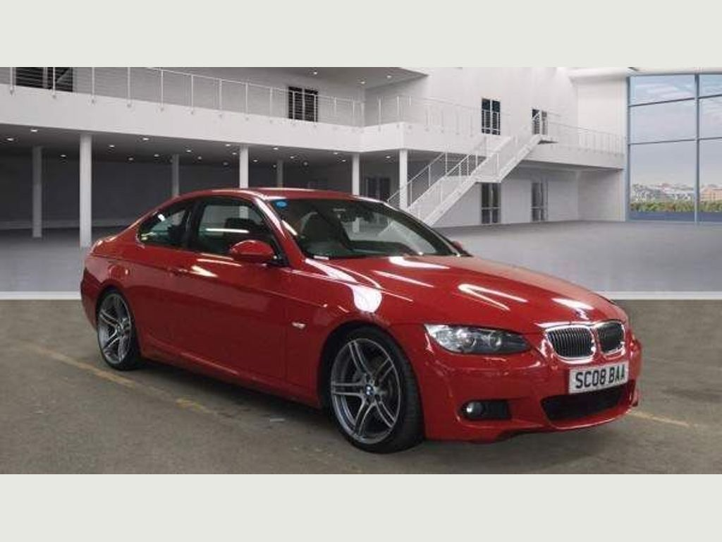 BMW 3 Series Coupe 3.0 325i M Sport 2dr