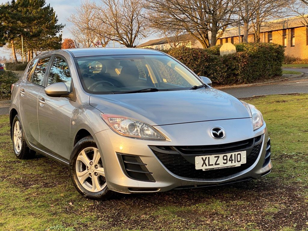 Mazda Mazda3 Hatchback 1.6 TS 5dr