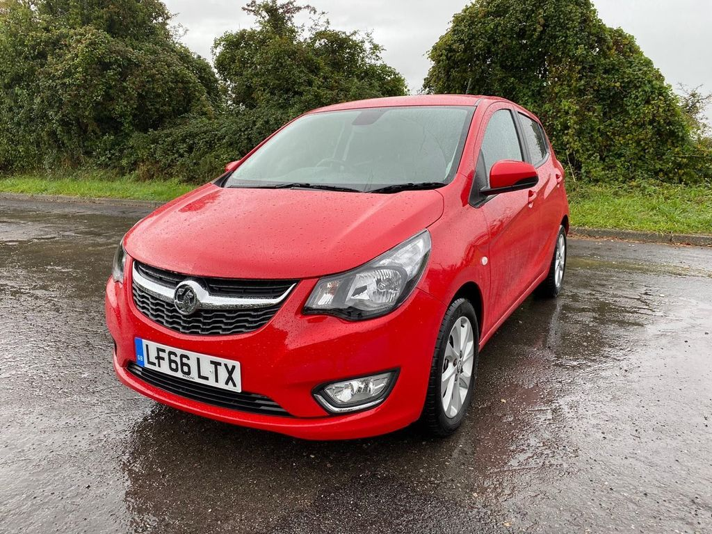 Vauxhall Viva Hatchback 1.0i SL Easytronic 5dr