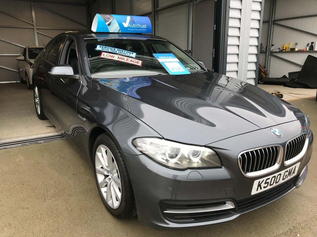 BMW 5 Series Saloon 2.0 520d SE 4dr