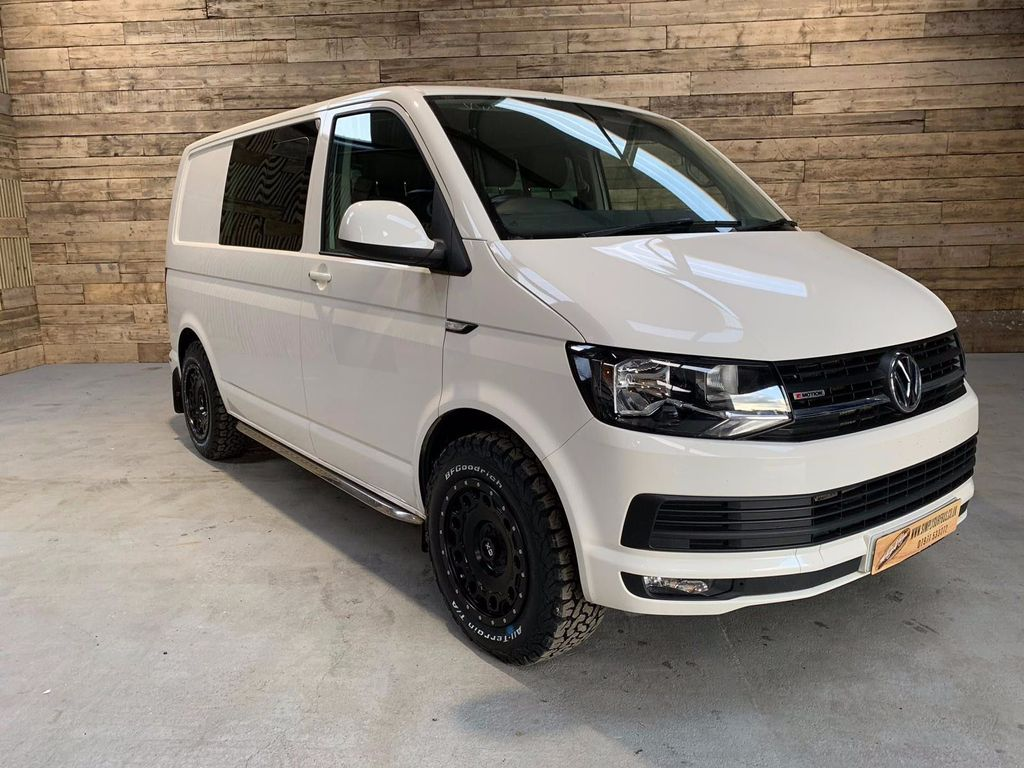 VOLKSWAGEN TRANSPORTER Other 2.0 T32 Highline BMT SWB 4MOTION 5dr